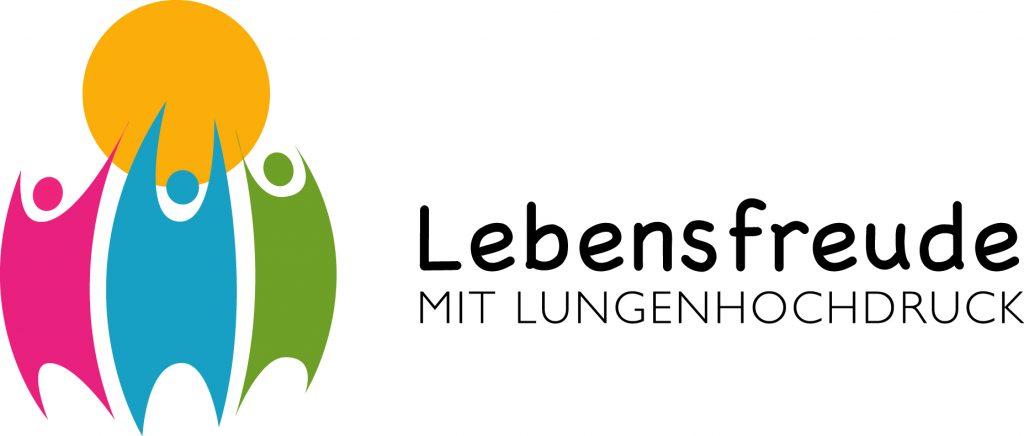 Lebensfreude mit Lungenhochdruck - Logo
