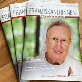Franziskanerinnen Magazin Corporate Publishing Communication S