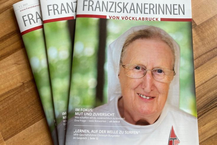 Franziskanerinnen Magazin Corporate Publishing Communication S