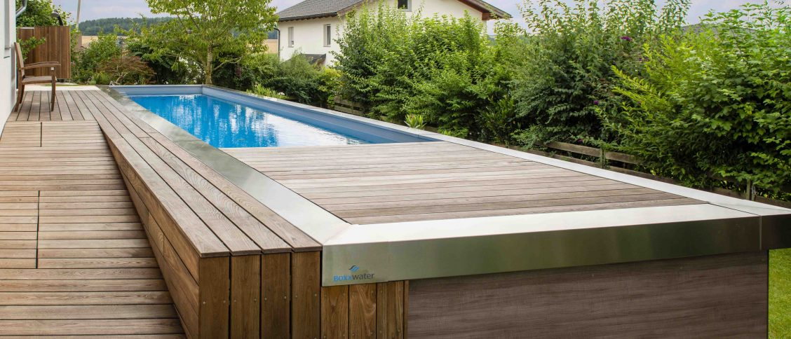 Boxxwater Design Containerpool